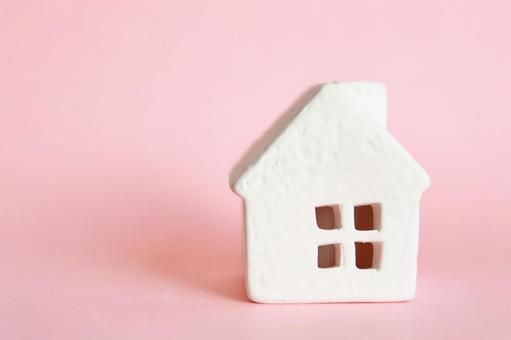 Home Pink Front