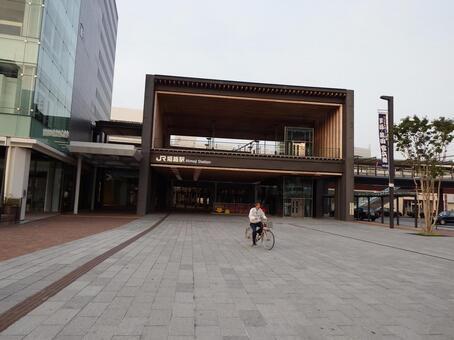 Himeji station building