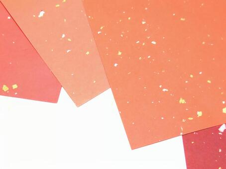 Gold and silver foil washi paper 7