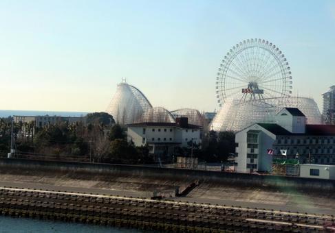 Leisure land in Nagashima town