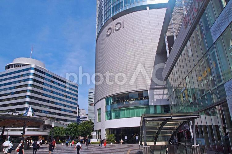 JR有楽町駅 中央口周辺の写真