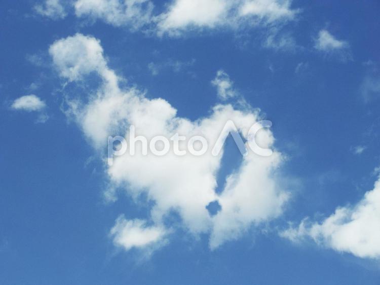 空と雲13の写真