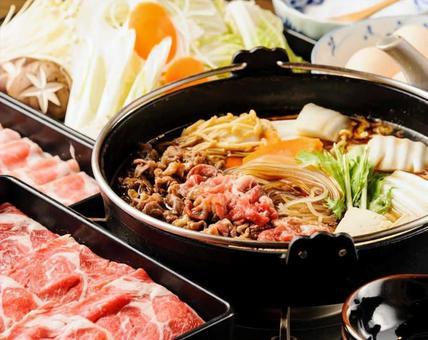 Sukiyaki image