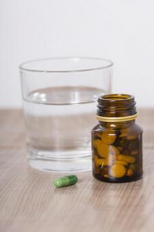 Medicine bottle 23