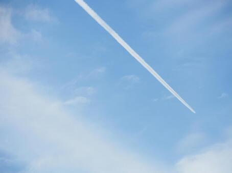 비행 기계 구름