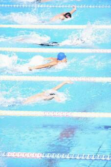 Swim tournament