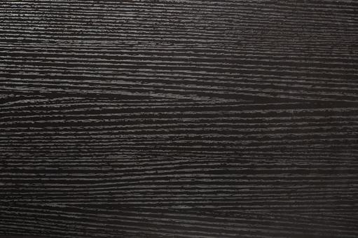 Black wood table 1