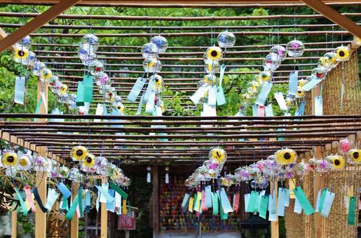 Kyoto Shojuin Summer Wind Chime Festival