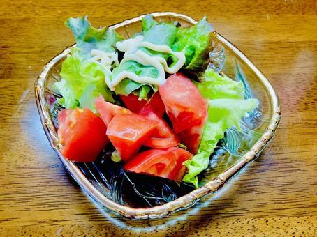 Salad 01 / Food