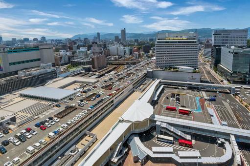 JR Hiroshima Station North Exit (Shinkansen Exit)