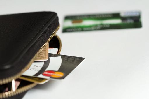 신용 카드와 지갑 5