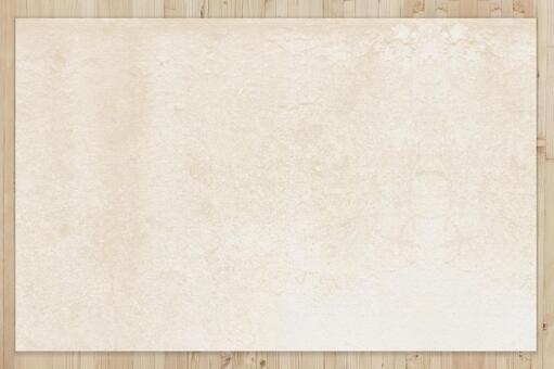 Wood grain texture and kraft paper material
