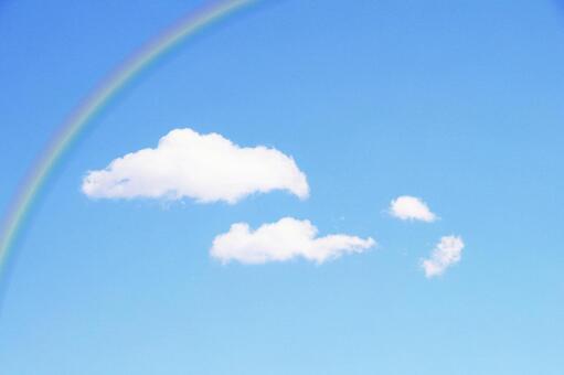 푸른 하늘과 무지개 6