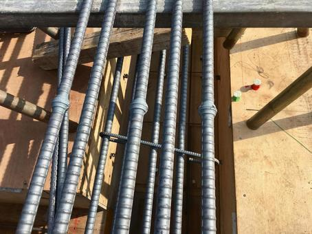 钢筋工作压力焊接