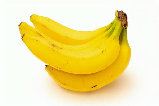 Banana (white background)