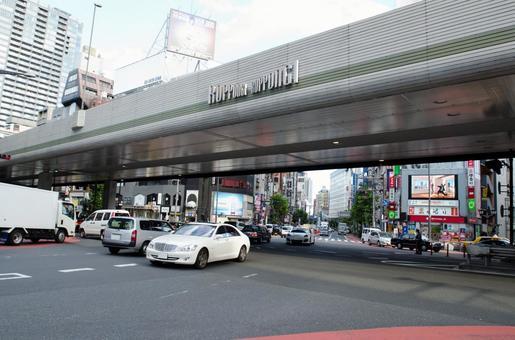 Roppongi crossing point 2