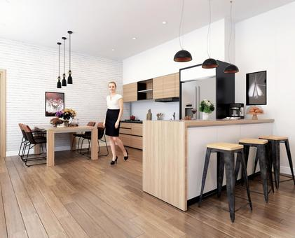 Dining kitchen 14