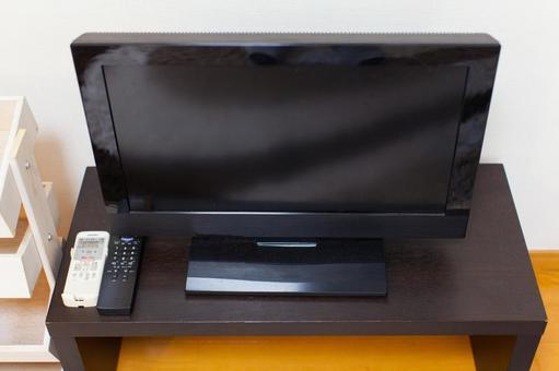 텔레비전이있는 인테리어