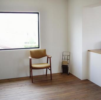 Chair and living room