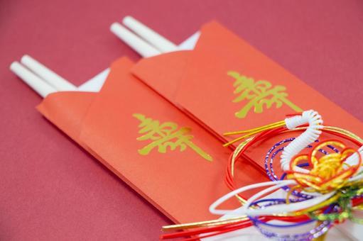 Celebration chopsticks