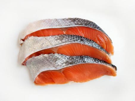 Salmon fillet (Chilean silver salmon) 1