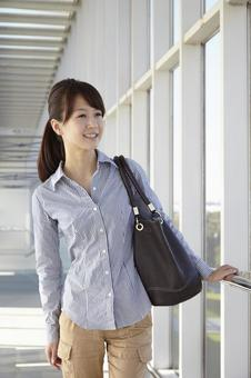 Japanese OL4 with bag