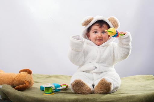 Baby baby (Bear's costume) 22