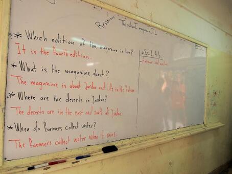 English classes in Jordan