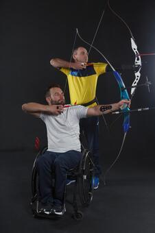 Parasport Archery 90