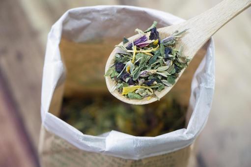 Blended herbs