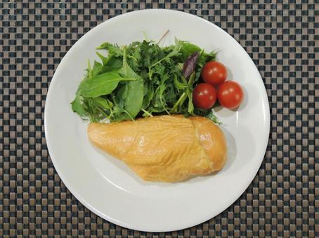 Smoked Chicken _ Diet