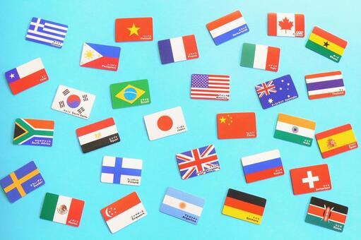 [이미지 배경] 국기