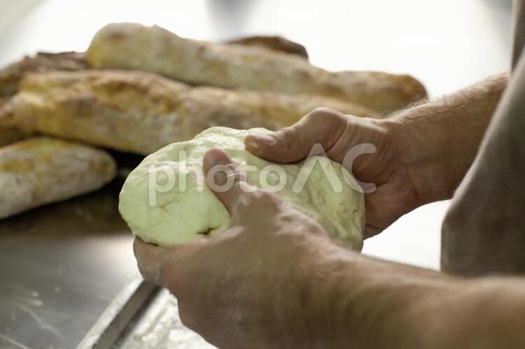 パン1の写真