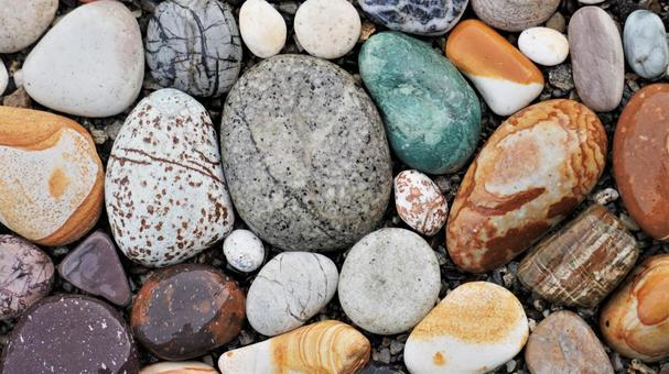 Pebble texture wide 1