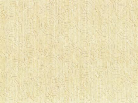 Background whirlpool pattern yellow system