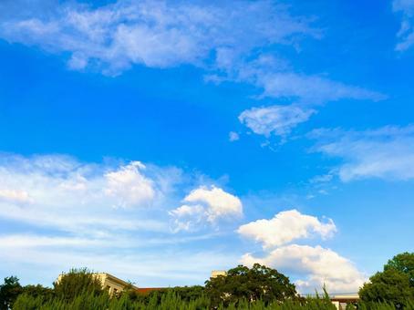 2020 年東京奧運會的雲彩