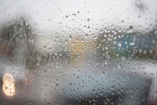 Raindrops on the window 18