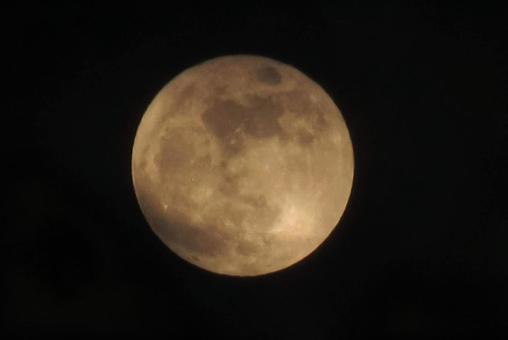 Moon viewing, image of 15 nights Full moon