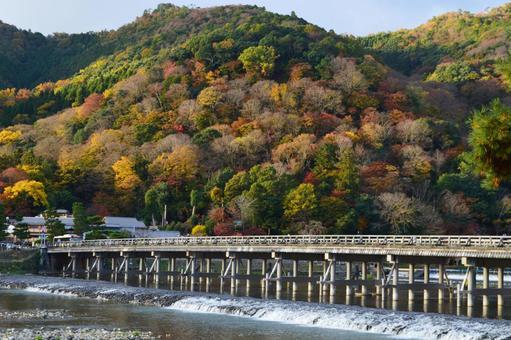 Autumn in Arashiyama, Kyoto 06