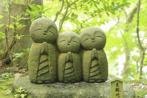 Jizo of Hase-dera