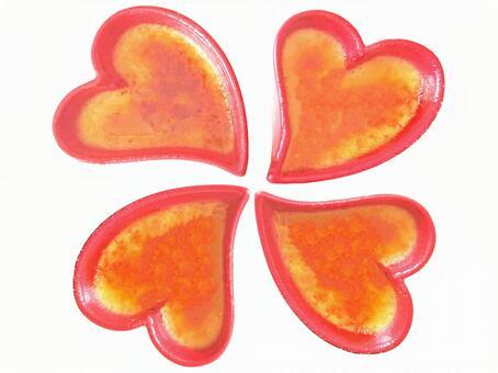 Heart's Cream Brulee 3