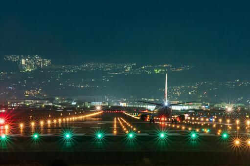 Airport Plane (Itami Airport) 83