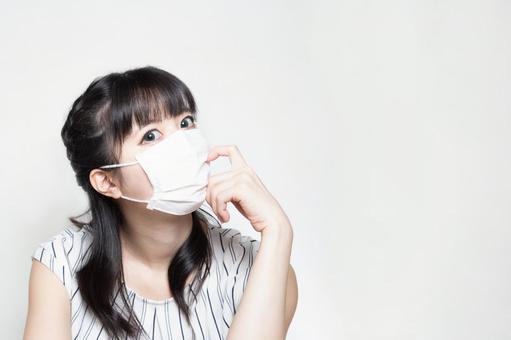 女性用マスクの写真素材|写真素材なら「写真AC」無料(フリー)ダウンロードOK