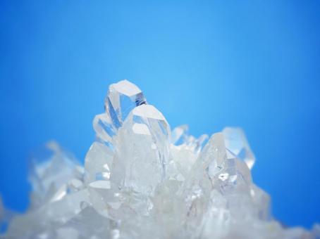 Crystal cluster 2