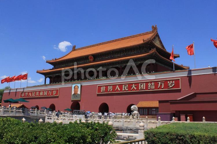 天安門広場(中国)の写真