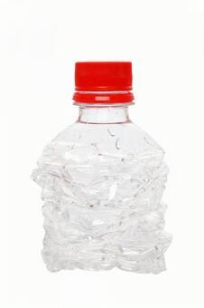 PET bottle garbage