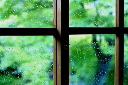 Sunny season in the rainy season