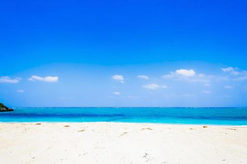 【Okinawa ☆ Tanicha Beach】