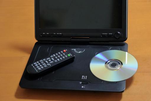 휴대용 DVD 플레이어