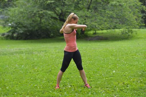 Female to do gymnastics 4